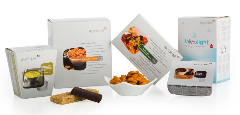 O gamă largă de produse cu puţini carbohidraţi, cu un indice glicemic mic, şi cu conţinut ridicat de fibre şi proteine.